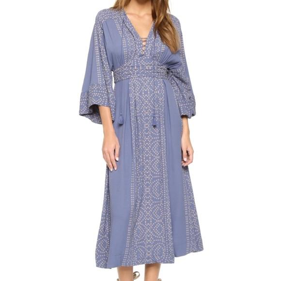 c8047e3b2911 Free People Dresses   Skirts - Free People Modern Kimono Dress